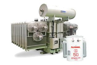 (주)산일전기's products