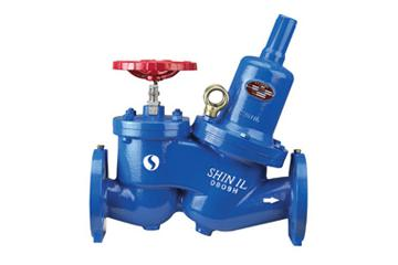 Shin Il Valve Industrial's products
