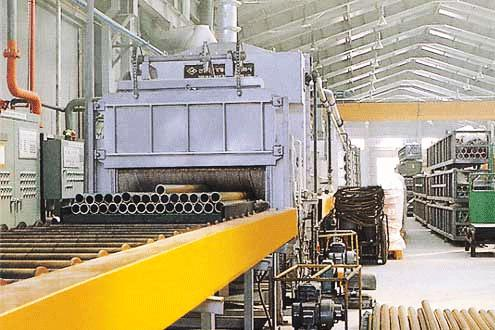 Shin Jin Furnace Machinery's products