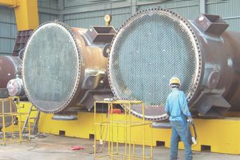Shinhan Heat Exchanger's products