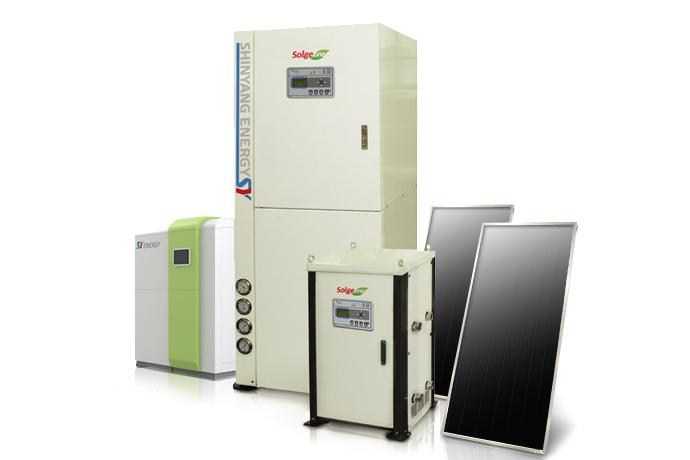 Shinyang Energy's products