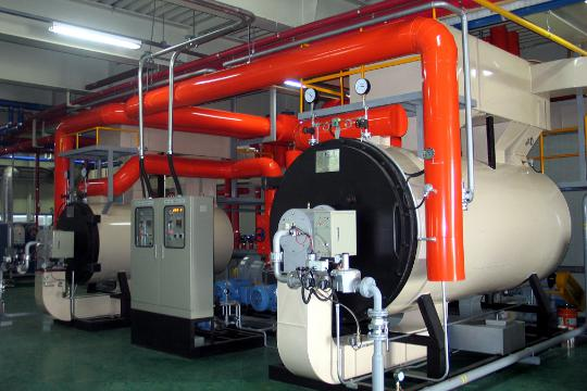 Sinpoong Thermal Oil Boiler's products