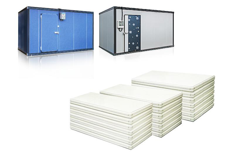 Sungjin Refrigeration Panels's products