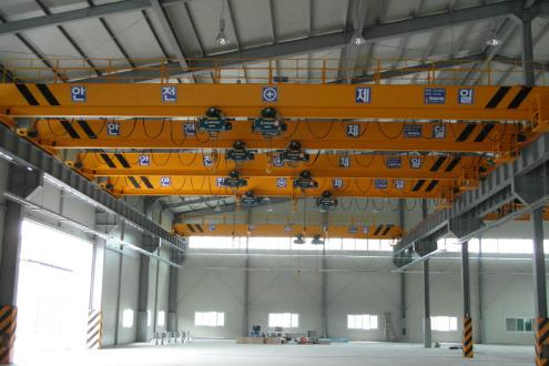 Tic Hoist Crane's products