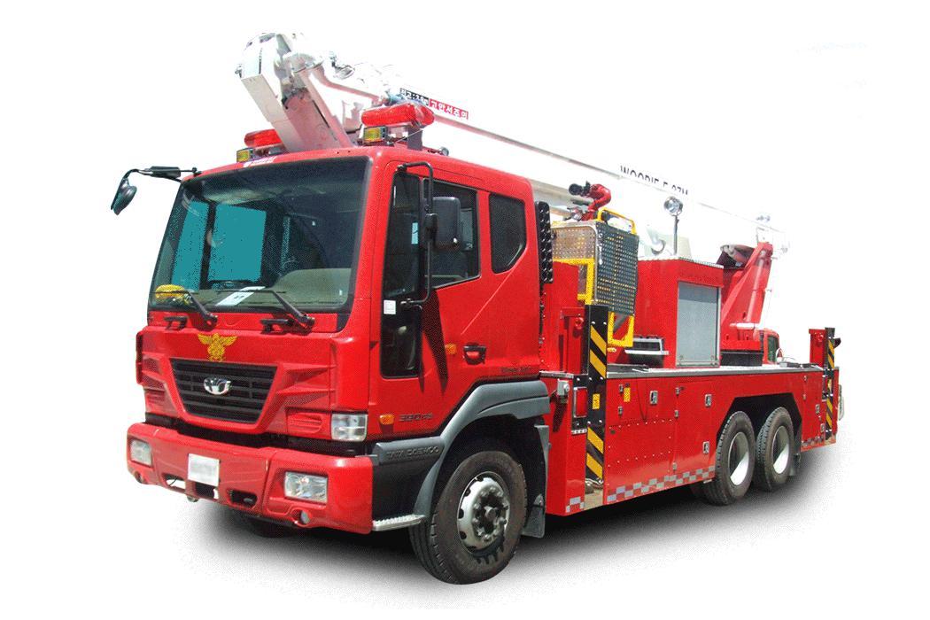 Woori Fire Fighting Truck's products