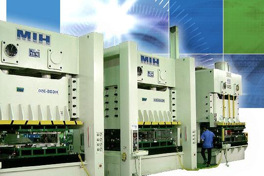 Yujin Machinery's products