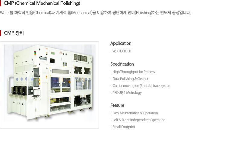 케이씨텍 Chemical Mechanical Polishing (CMP)  1