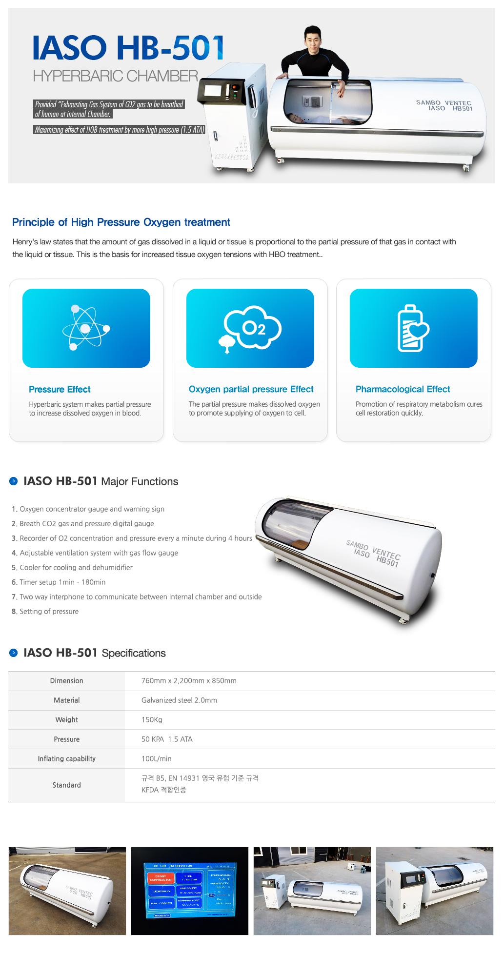 Samboventec IASO HB-501