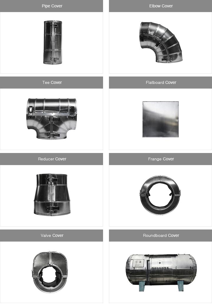 (주)동인엔지니어링 Reusable Advanced Piping-system Insulation Device (RAPID)  2