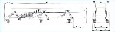 MagMax Vibrating Conveyor MMVC-Series