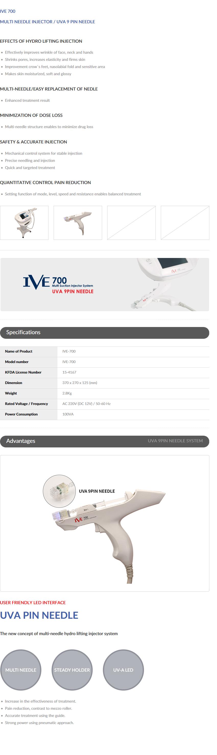 RoboMax IVE IVE 500/700 1