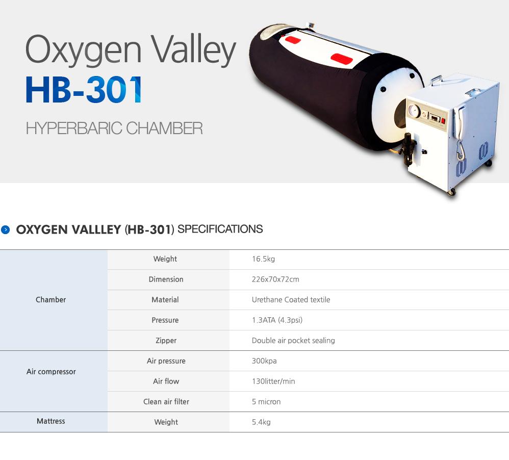 Samboventec Oxygen Valley HB-301