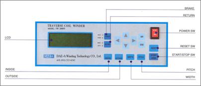 대아권선기술(주) Digital Coil Winder TW-2000FS