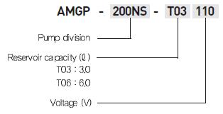 A-ryung machinery  AMGP-200NS Type