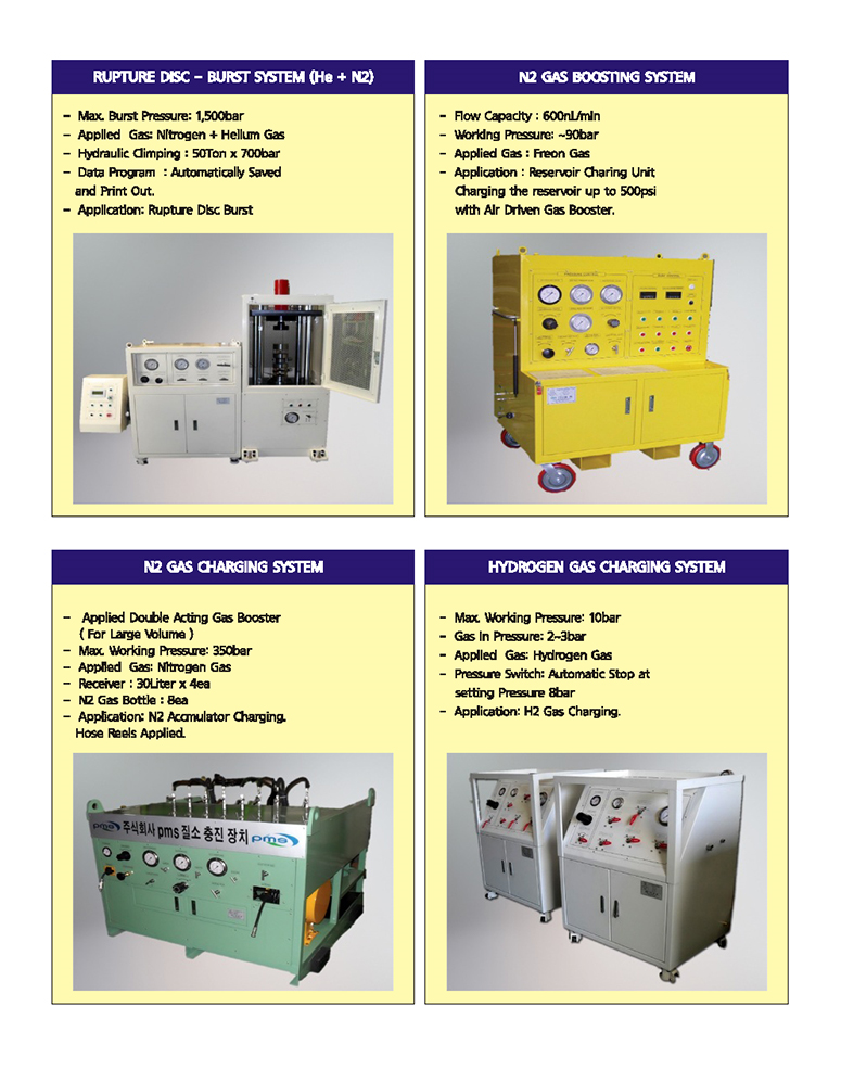 DAEHA Gas Booster System  1