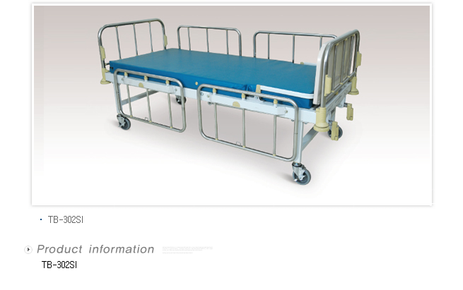 TAEDONG PRIME ICU Bed