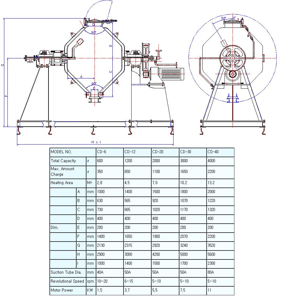(주)한립GL Conical Dryer  1