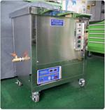 Hanshin Tech Ultrasonic cleaning system - Single tank type HS-W Series
