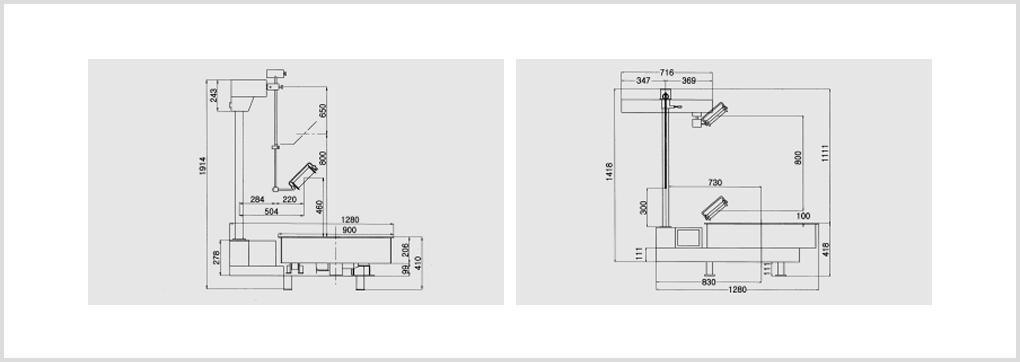 KYUNGIN ENGINEERING Rotarian/Turn Table KNTT-Series