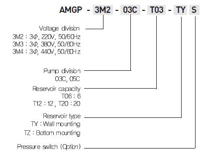 A-ryung machinery  AMGP-03C, 05C Type