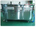 Hanshin Tech Ultrasonic cleaning system - Multi tank type HSW3-1/4-1