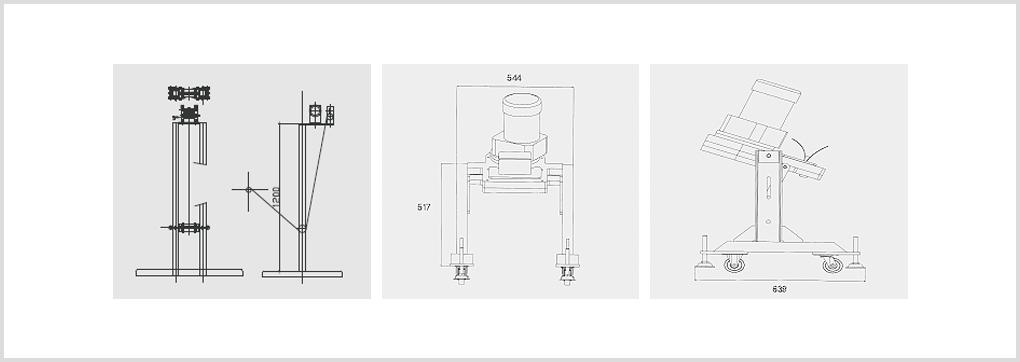 KYUNGIN ENGINEERING Scrap Cutter KNC-Series
