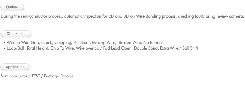 ANI Wire Bonding