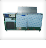 Hanshin Tech Ultrasonic cleaning system - Multi tank type HSW3-1/4-1 1