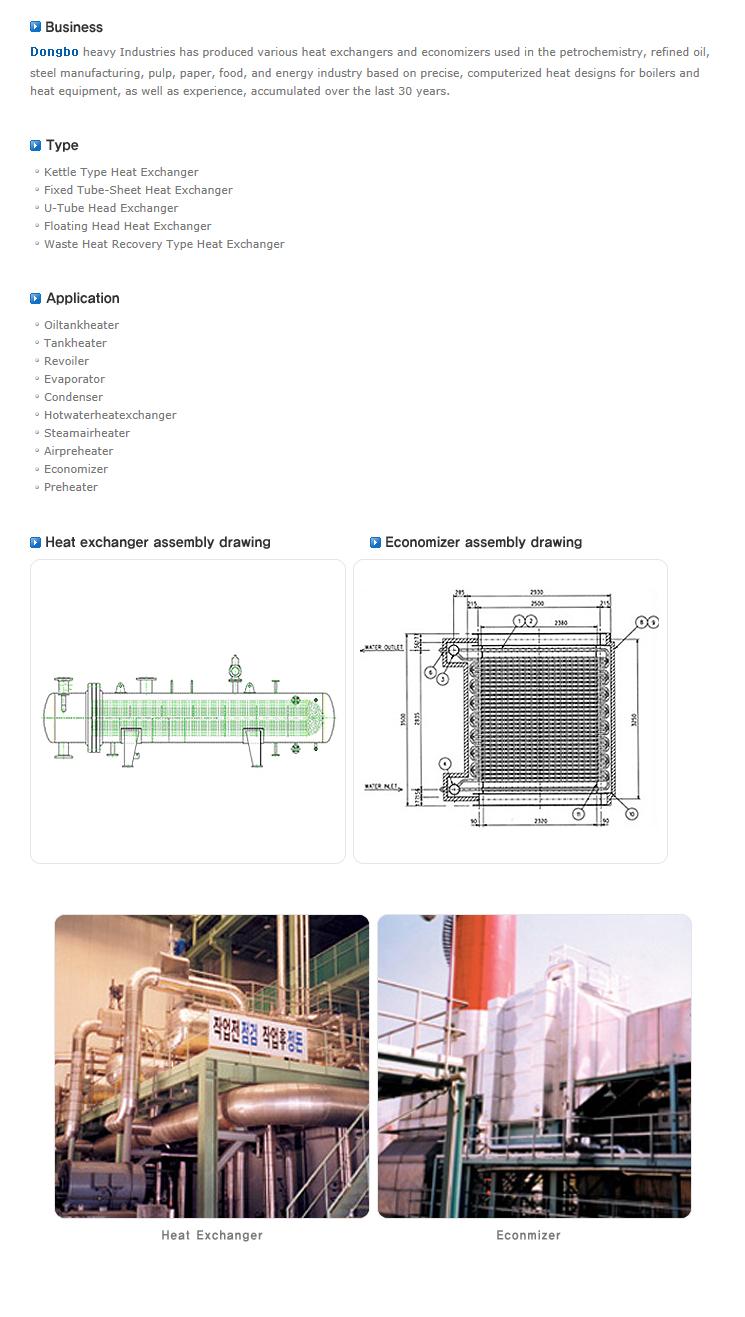 Dongbo Heat Exchanger