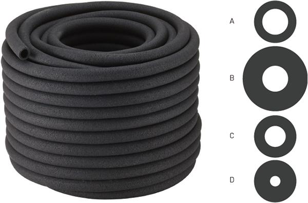 Angelaqua Multipurpose Rubber Hose DY117-Series