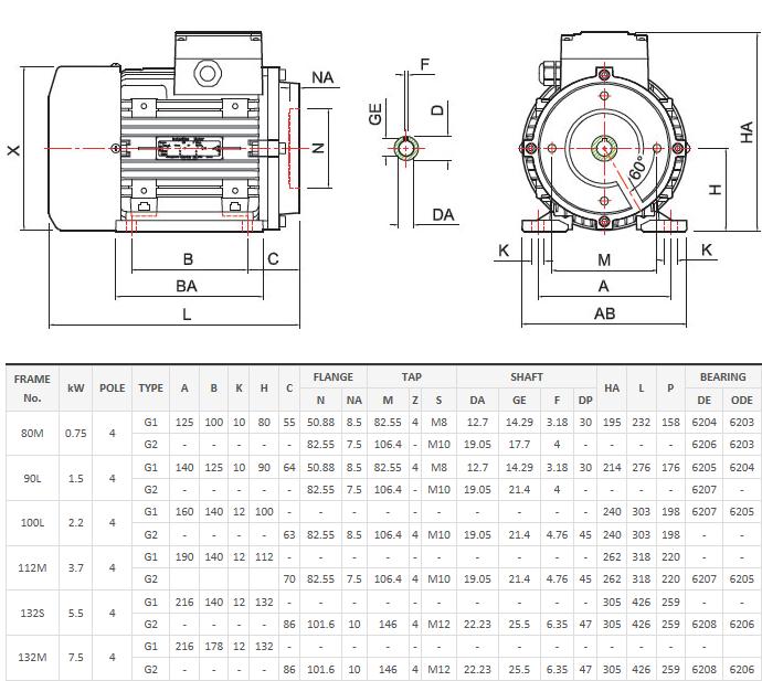 Jungwoo Motor Ltd. Hydraulic Induction Motor
