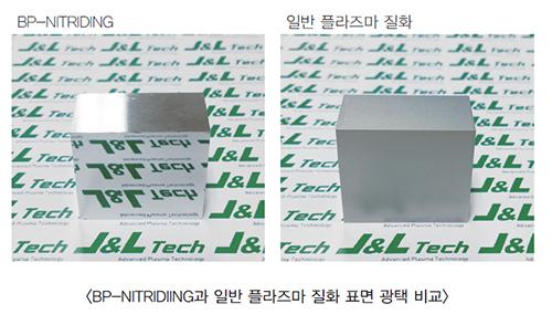 제이앤엘테크 BP Nitriding™  1