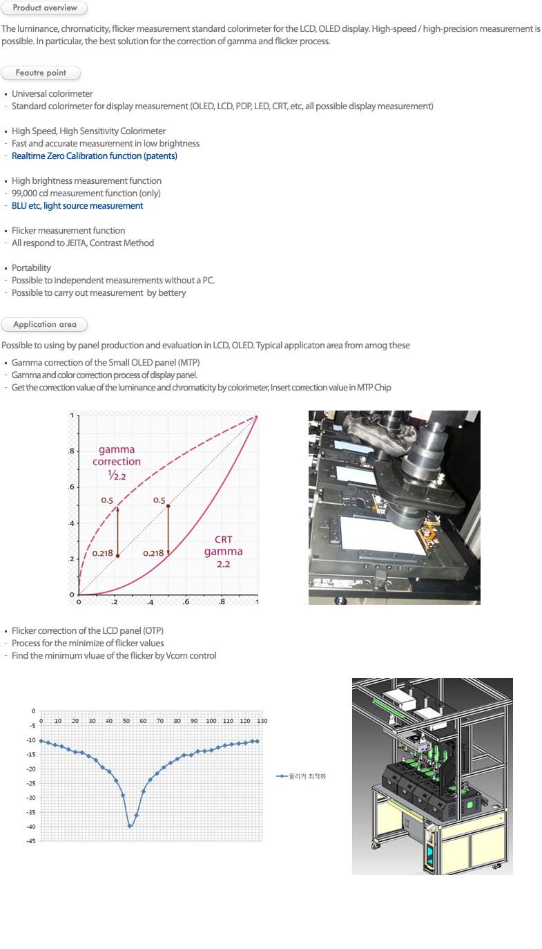 ANI Standard Colorimeter CM-H505S