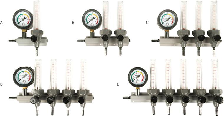 Angelaqua Oxygen Flow Meter DY112-Series