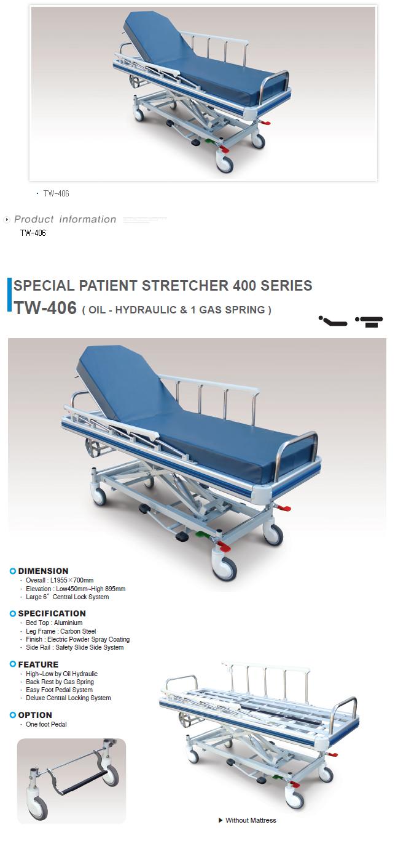 TAEDONG PRIME Patient Cart  4