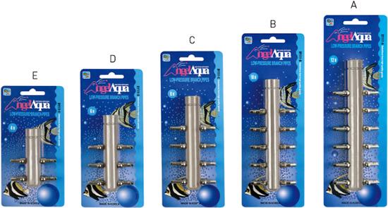 Angelaqua Low Pressure Manifolds DY111-Series