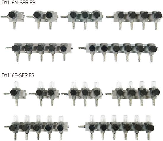 Angelaqua High Pressure Manifolds DY116-Series 1