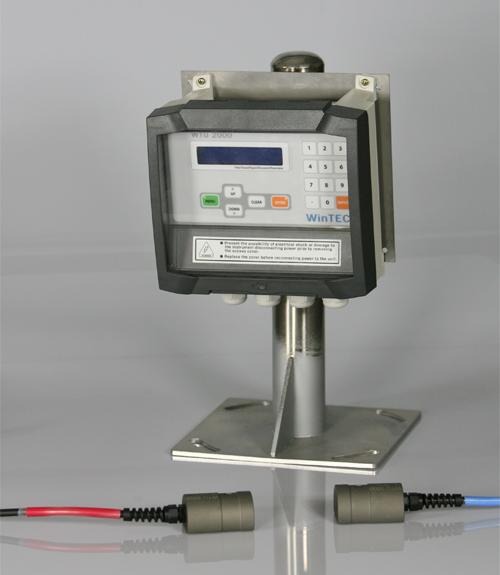 (주)윈텍 초음파유량계 WTU2000 2