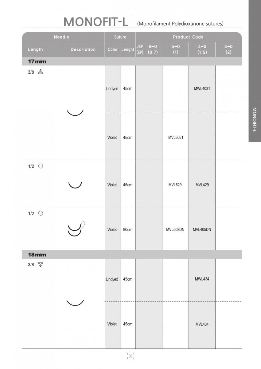 아이리 Monofit-L (PDO)  6