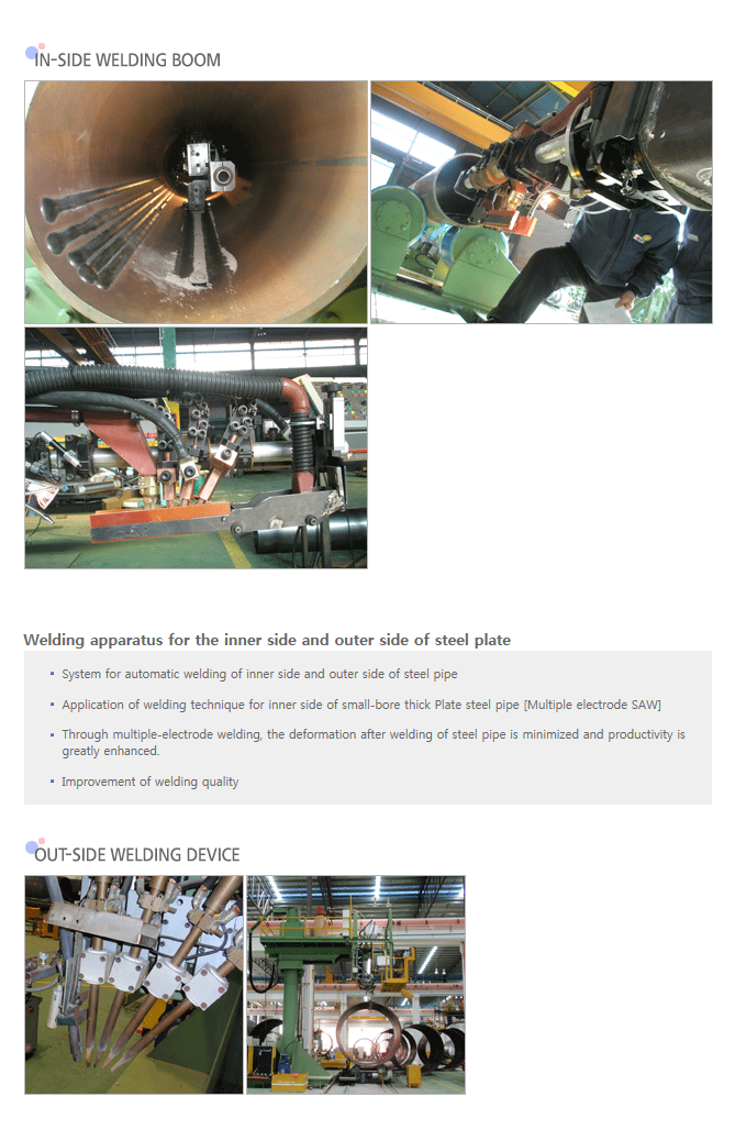 JONGHAP Factory Auto Welding Line  2