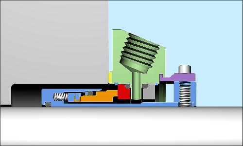MULTISHYDRO Cartridge Seal CPS