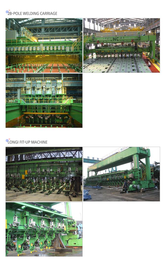 JONGHAP Factory Auto Welding Line  3