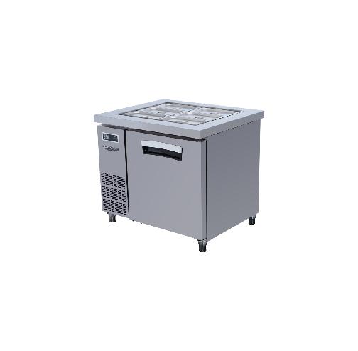 대영E&B S 시리즈 (측면 기계실형) / 샐러드 테이블 LSRT-Series 6