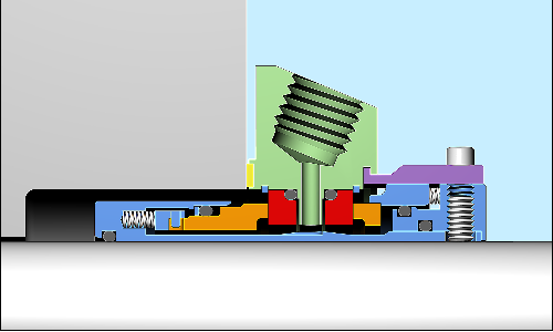 MULTISHYDRO Cartridge Seal CPD