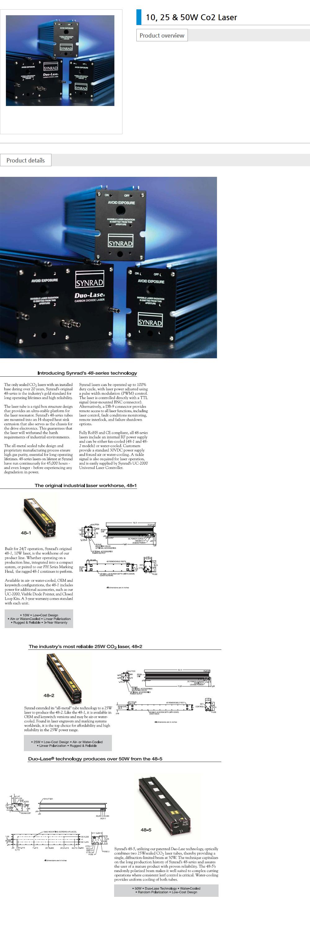 Euro Vision Laser CO2 Laser  1