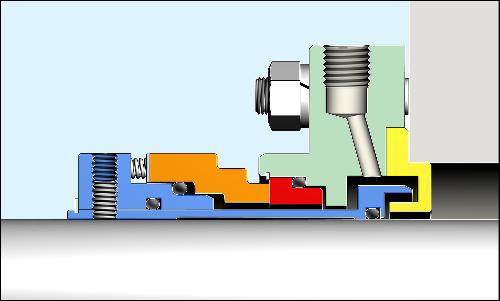 MULTISHYDRO Cartridge Seal CDR