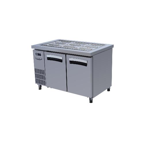 대영E&B S 시리즈 (측면 기계실형) / 샐러드 테이블 LSRT-Series 7