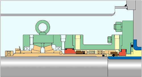 MULTISHYDRO Seal Unit HCL