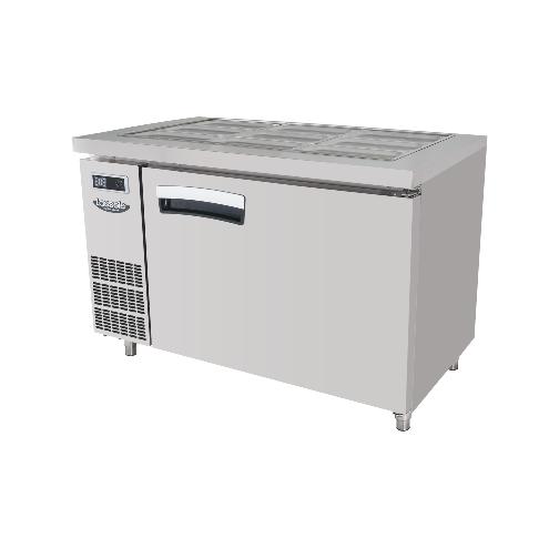 대영E&B S 시리즈 (측면 기계실형) / 샐러드 테이블 LSRT-Series 10