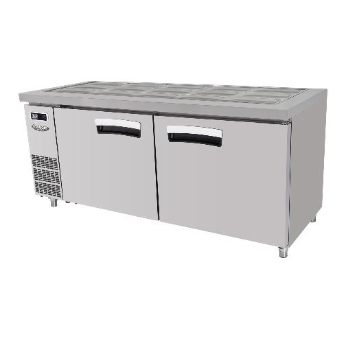 대영E&B S 시리즈 (측면 기계실형) / 샐러드 테이블 LSRT-Series 11